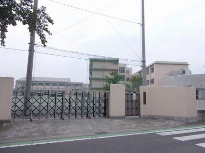 スマートハイムプレイス天川大島II(周辺環境)前橋市立第五中学校