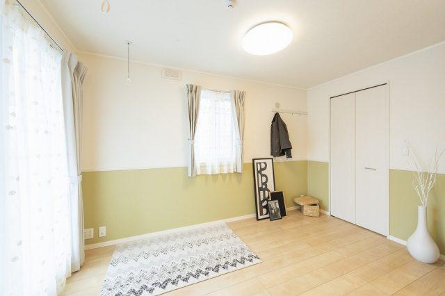 賃貸住宅モデルルーム 洋室