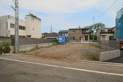 スマートハイムシティ上中居(分譲地イメージ1)