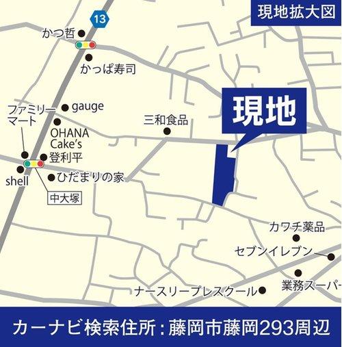 スマートハイムプレイス藤岡(アクセスマップ)